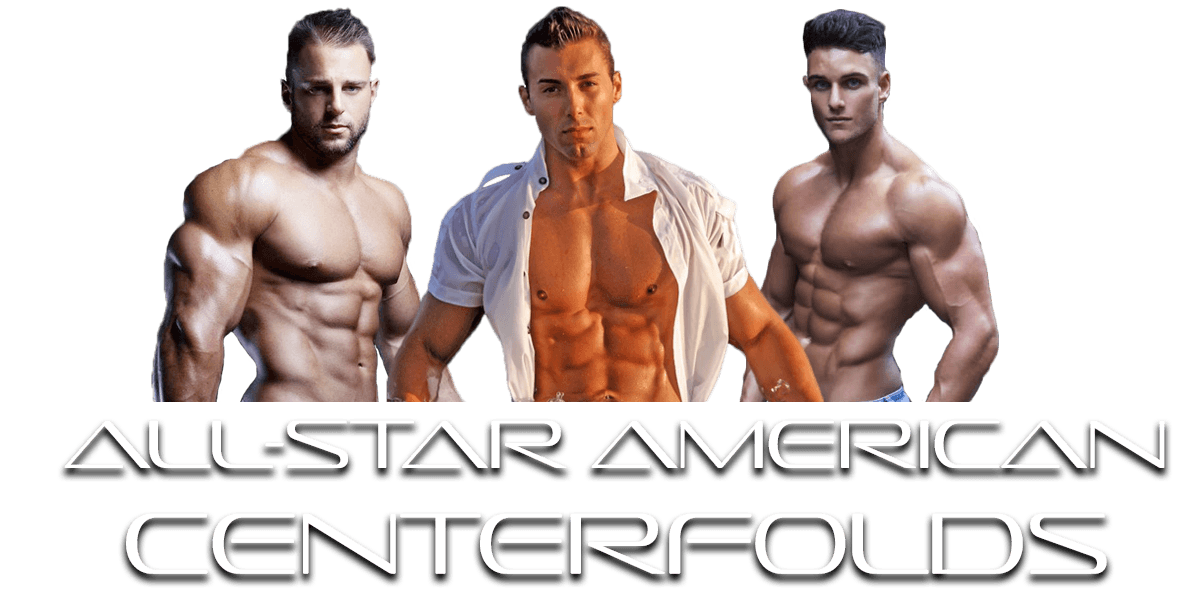 Folsom Male Strippers - All-Star American Centerfolds